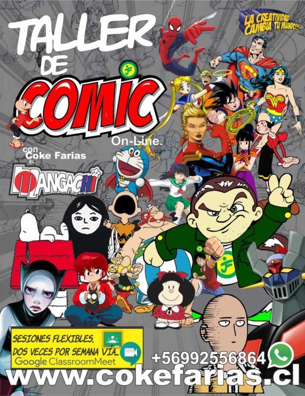 Taller de Comic y Manga